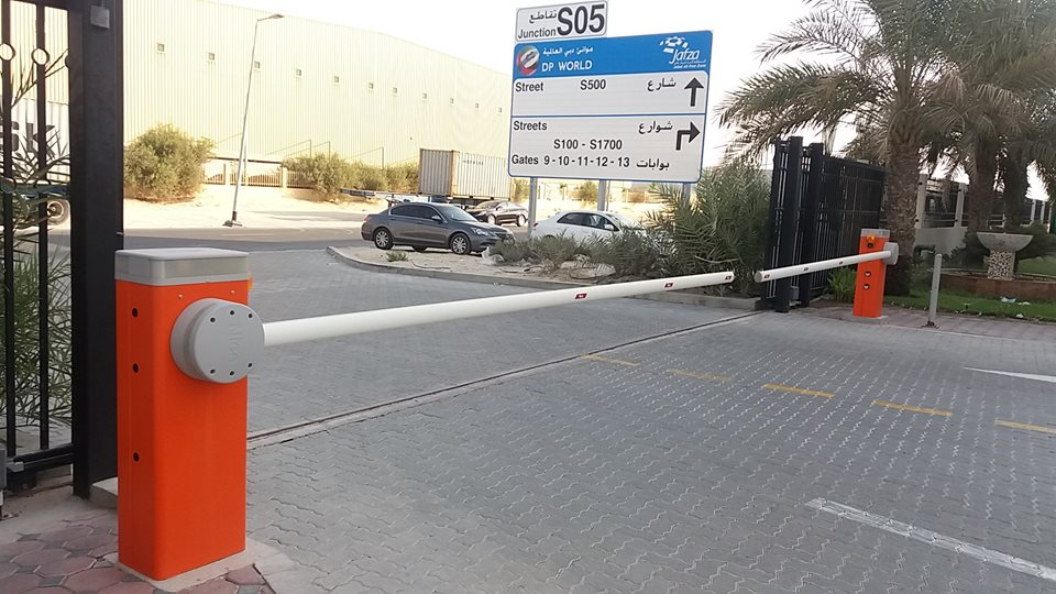 Gate Barriers and Parking Management Systems