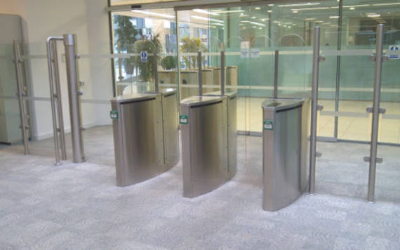 Security Turnstiles